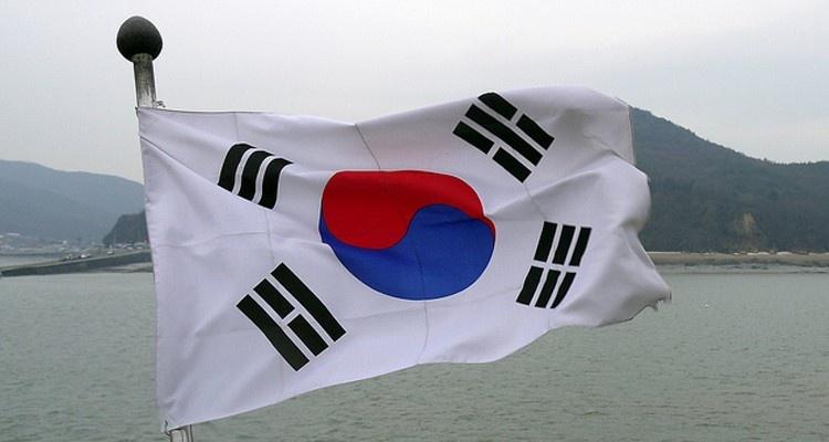 Flaga Korei Południowej - Taegukgi