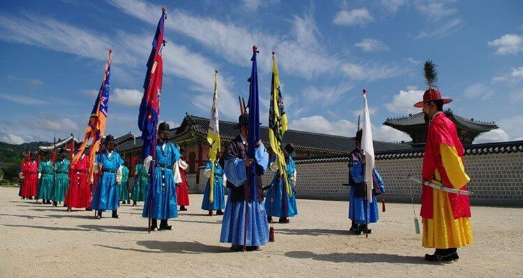 Koreańskie święta narodowe