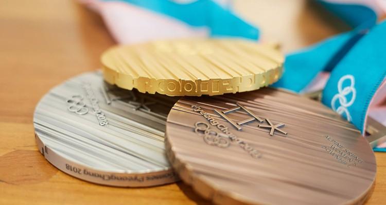 Tabela medalowa Pjongczang 2018