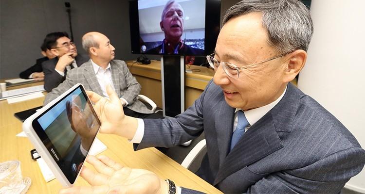 5G Samsunga we współpracy z KT i Verizon