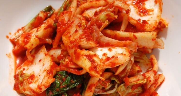 Przepis na kimchi | mak kimchi | 막김치