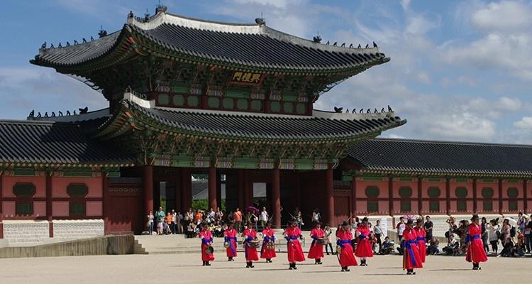 Historia Korei Południowej