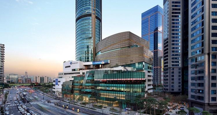 Hotele Korea Południowa