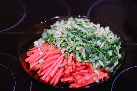 warzywa do kimchi